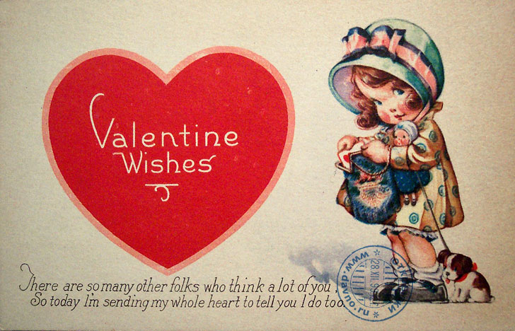 Valentine wishes
