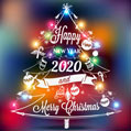 Happy New Year 2020 and Merry Christmas!
