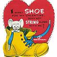 I want shoe for my Valentine