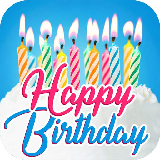 Happy Birthday Cards Free Application for Android